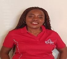 Kena Kekana, estate agent