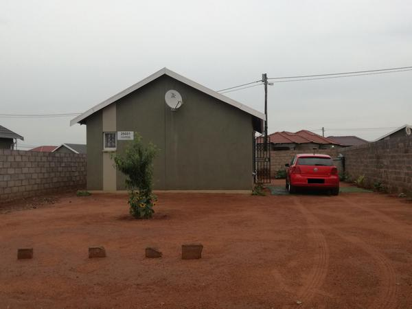 Property For Sale in Protea Glen, Soweto