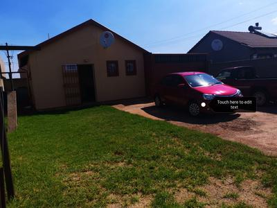 Property For Rent in Protea Glen, Soweto